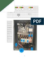 Diagrama 10 HP 440V