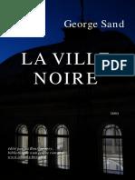 Sand La Ville Noire