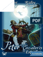 Peter y Los Cazadores de Estrellas - Dave Barry