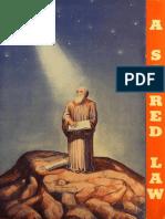 A Sacred Law Christmas Spirit (AMORC Catalog 1939)