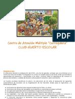 Club Del Huerto Escolar