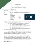 Amendment 1 - To Raise to 2 Adjudications