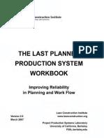 Last Planner Workbook Rev5