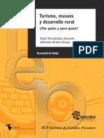 Turimo Museos y Desarrollo Rural