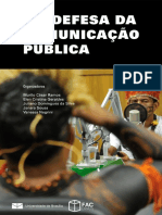 EM DEFESA DA COMUNICAÇÃO PUBLICA