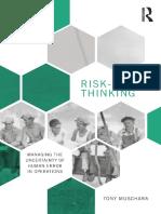Risk Based Thinking Managing The