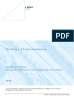 Design of Financial Statements July 2016