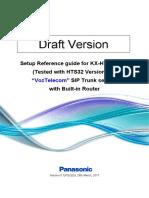 Draft HTS(V1.5) Built-In Router SIPTrunk for-VozTelecom
