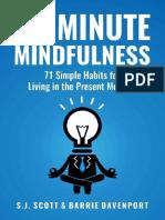 10 Minute Mindfulness