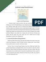 Analisis Bentuk Geologi Wilayah Kebumen