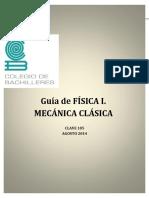 Guia Fisica I Plan 2014