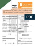 03 Serie de Razones Geometricas Equivalentes Para Estudiantes de Cuarto de Secundaria