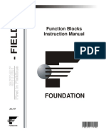 Foundation Fieldbus - Function blocks instruction manual.pdf
