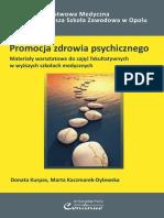 Promocja zdrowia psychicznego