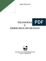 BELM-22459(Filosofía y derechos humanos -Papacchini)
