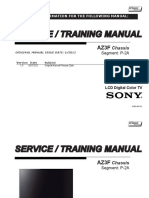 SONY KDL-46EX650 Service-Training Manual.pdf