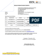 Formulir Registrasi Peserta Workshop PKM NANGGELA