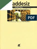 Andre Gorz - Maddesiz Bilgi, Değer ve Sermaye #A..pdf