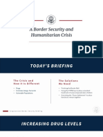 Border Security Briefing