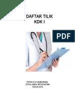 kdk 1