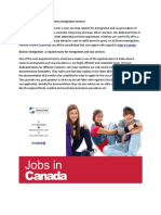 Get Jobs in Canada - Diverse Immigration Services
