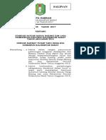 Standar Satuan Harga Barang Dan Jasa Pemerintah Provinsi Kalimantan Barat Tahun Anggaran 2018