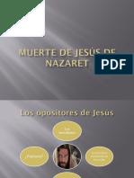 Muerte de Jesús de Nazaret