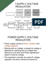 2c Power Supply (Voltage  Regulator).ppt