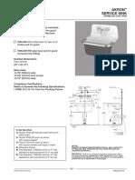 Spec Sheet 7695000