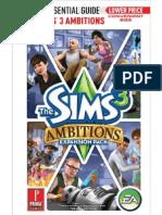 Prima Essential Guild - The Sim 3