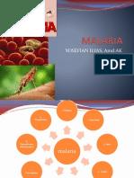 Ppt Malaria Ilyas