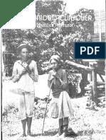 Comunidad Cuayquer Diagnostico Preliminar-gov Nariño 1984