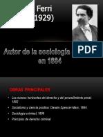 Sociologia Criminal Enrico Ferri (2)