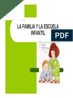 Relaciones Familia Escuela