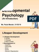 Dev Psych