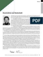 Beton- Und Stahlbetonbau Volume 100 Issue 10 2005 [Doi 10.1002%2Fbest.200590245] Peter Marti -- Konstruktion Und Geotechnik