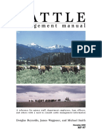 Cattle Management Manual_MP-97