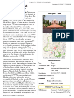 Humayun's Tomb - Wikipedia, The Free Encyclopedia