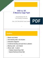 Masonry Design ASDvsSD.pdf