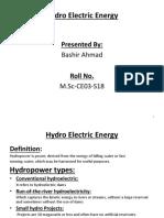 Hydal Energy
