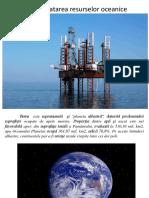 supraexploatarea resurselor oceanice
