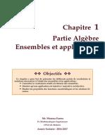 Chapitre 1 Ensembles Et Applications