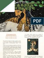 El Nacimiento de Bacchus Dionysos