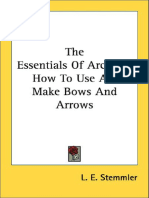 The Essentials Of Archery_ How To Use An - L. E. Stemmler.pdf