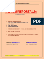 Description of Indian Coalfield-1