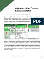 SurvCE_ Tracciamento, Offset, Pregeo e Altre Funzioni Di Rilievo