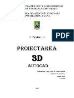 Proiect Autocad