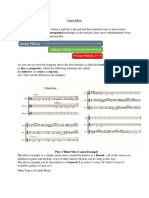 Music Composition Theory Collections