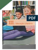 Educação Litéraria 5 Ano Provas