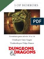 D&D 5E - Tomb of Horrors - Biblioteca Élfica